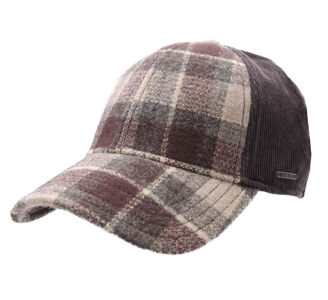 California Woolrich Check - Caps Stetson da0db93eebe