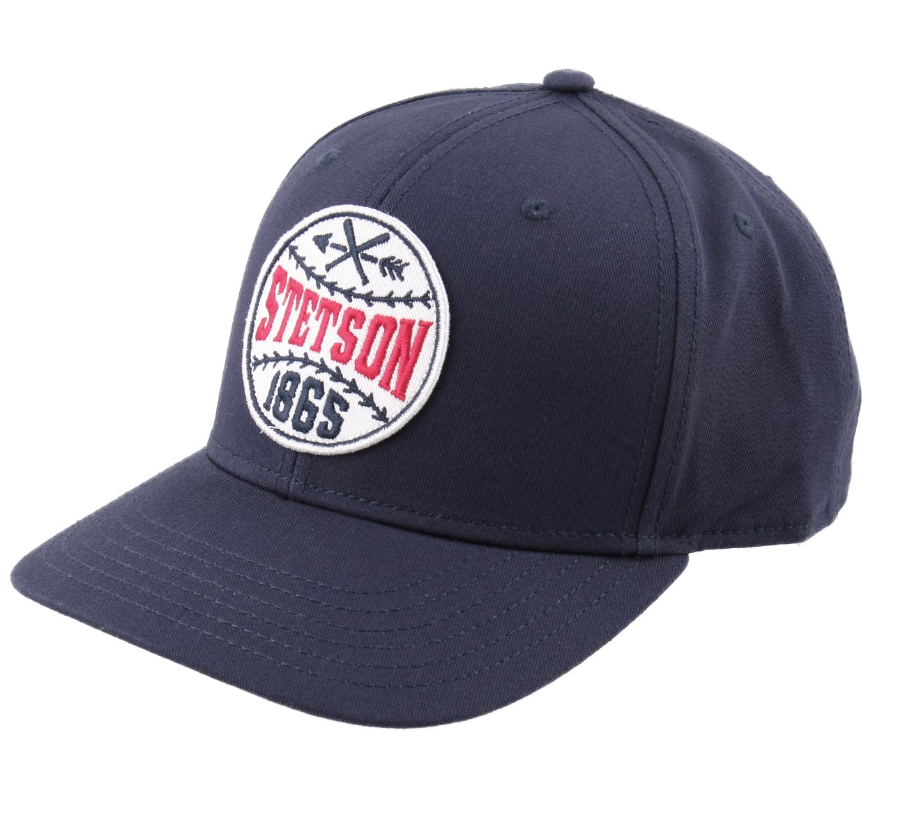 lowest price 76de4 9492f Emblem Baseball - Caps Stetson