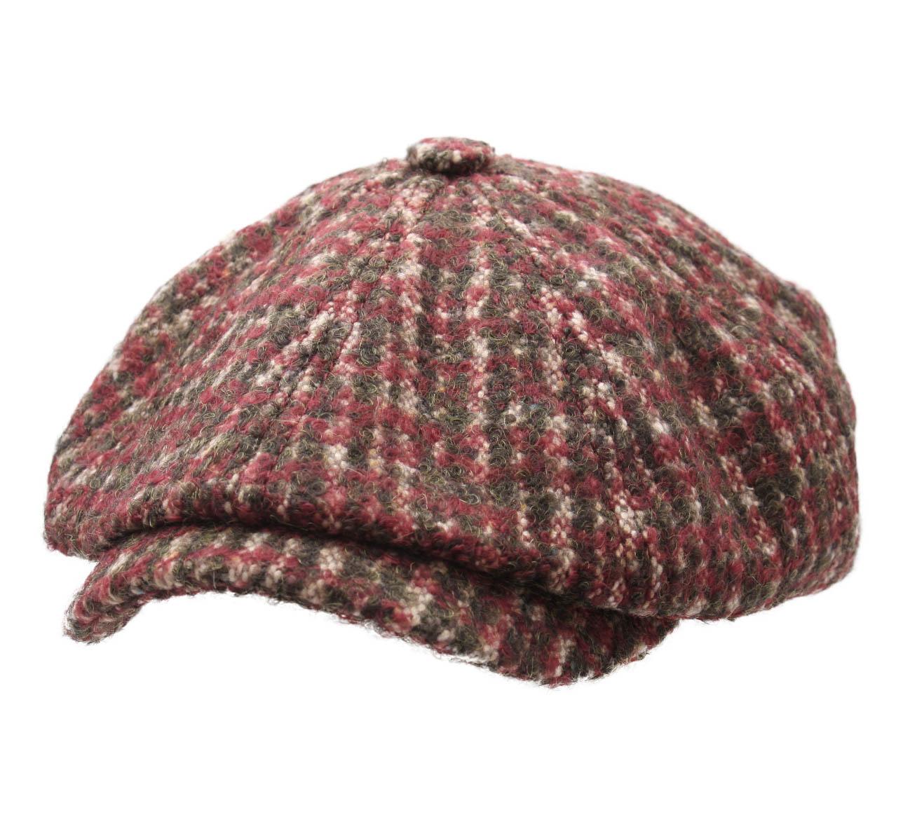 Hatteras Virgin Wool  Mohair - Caps Stetson 8cc63bf952f