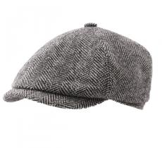 Stetson Panel Cap Wool/Alpaca