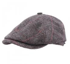 Stetson Panel Cap Wool