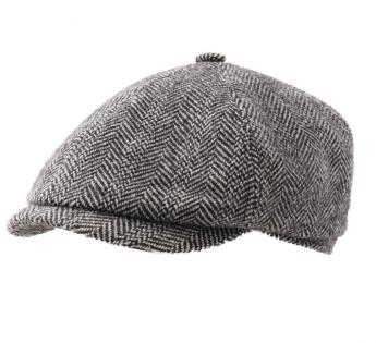 Panel Cap Wool/Alpaca Stetson